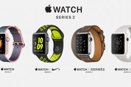 Test de l'Apple Watch series 2