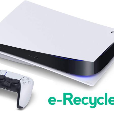 e-Recycle reconditionne les consoles !