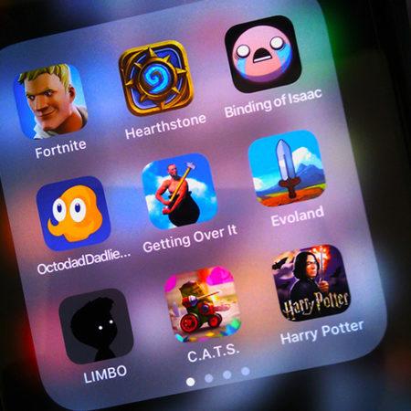Les meilleurs jeux mobile gratuits et payants de 2018