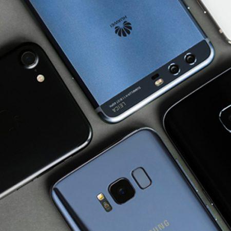 Les smartphones à retenir en 2017