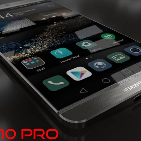 Le Huawei Mate 10 Pro