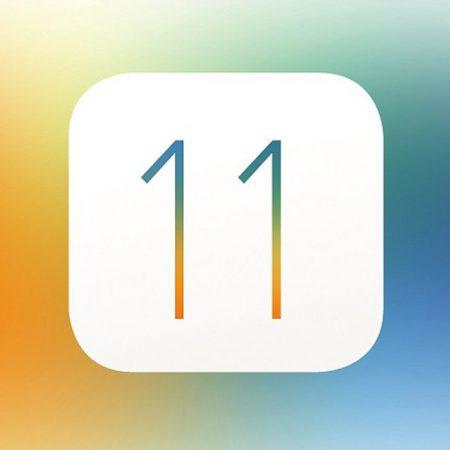 Les changements introduits par le système iOS 11