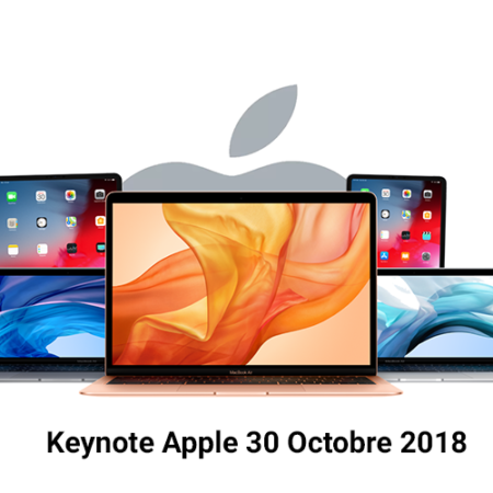 Sorties MacBook Air & iPad Pro de 2018