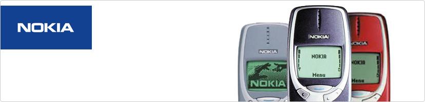 Téléphones Nokia Vintage