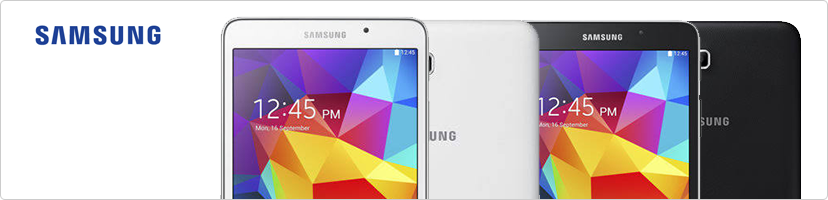 les tablettes galaxy tab par Samsung