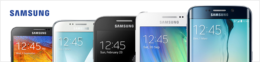 Samsung galaxy en occasion