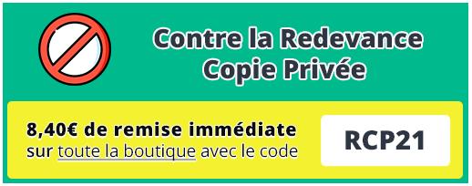 Promotion copie privée